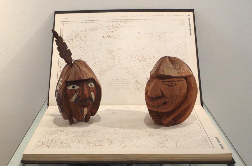Dos indios en la laguna de MaracayboMarcoMontiel-Soto