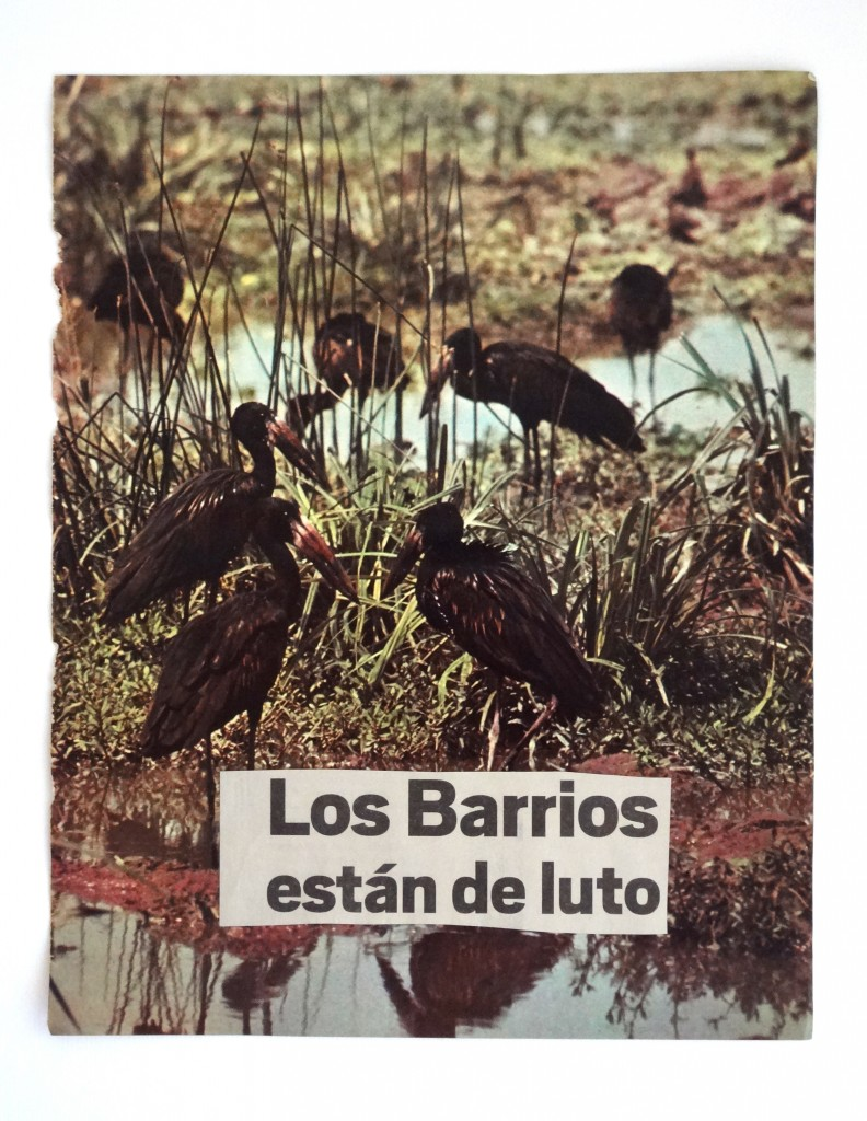 los barrios estan de lutoMarcoMontiel-Soto
